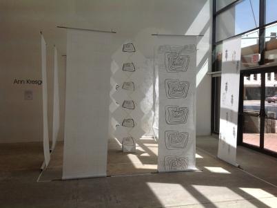 Light Labyrinth Installation
